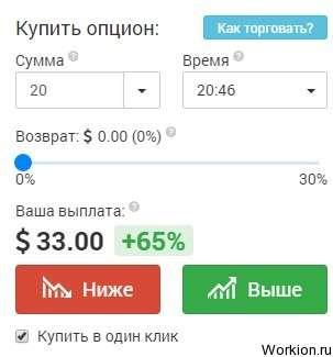 купить опцион