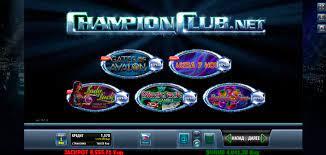 Champion Casino - Чемпион online